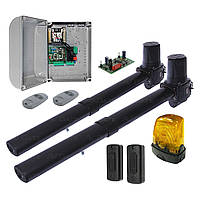 Комплект автоматики KRONO 1 PLUS Came для распашных ворот (ширина до 6 м)