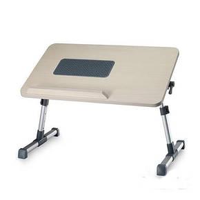 Раскладной стол для ноутбука с охлаждением XGeer, фото 2