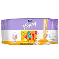Bella baby Happy Milk&Honey Влажные салфетки 64 шт