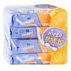 Bella baby Happy Milk&Honey Влажные салфетки 64х4 шт