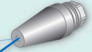 Грязевая ротационная форсунка   ST 558