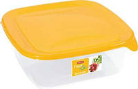 Емкость для продуктов пластиковая Fresh&Go 0,8 л 155Х155Х55 мм Curver CR-00559-1