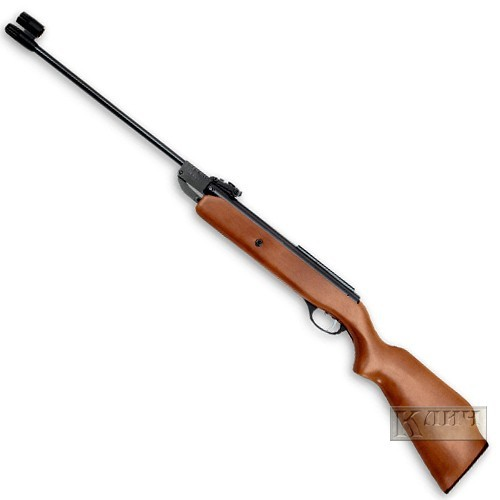 Пневматическая винтовка MP-512 с деревянным ложе