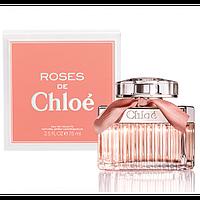 Женская туалетная вода Chloe Roses De Chloe 75 мл (Euro)