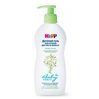HiPP babysanft Детский гель для купания для тела и волос 400 мл