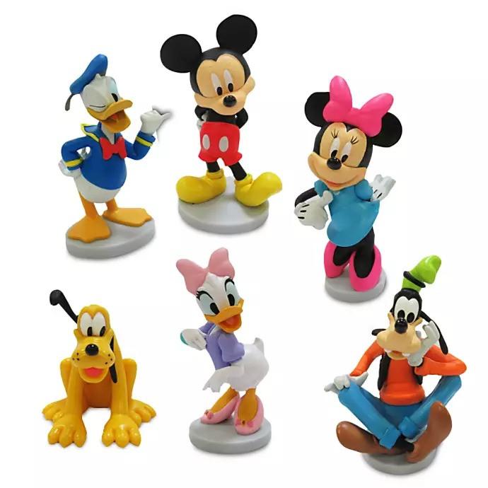 Набор фигурок Микки Маус и друзья Дисней Disney