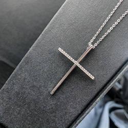 Подвеска Plain cross