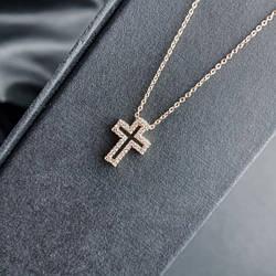 Подвеска Gold cross