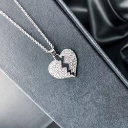 Подвеска Break heart