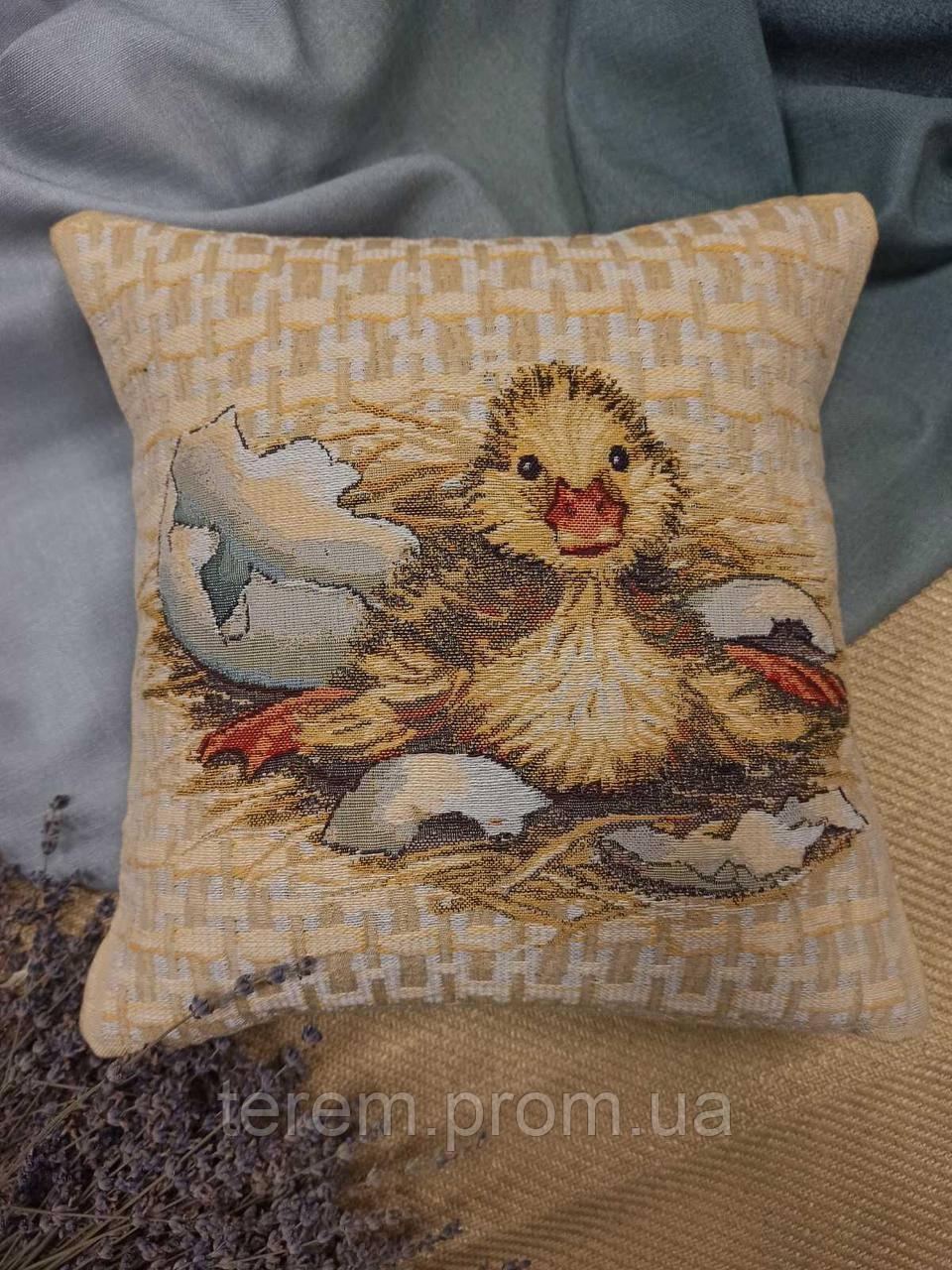 Подушка гобеленовая Flanders  Duck I 35x35