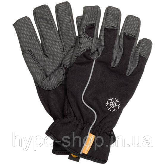 Перчатки рабочие Fiskars зимние (размер 10) (160007)