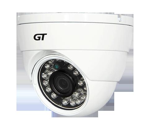 Видеокамера AHD купольная GT AH101-20s