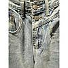 Джинсы женские свободного фасона с высокой посадкой, фото 5