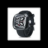 Розумні смарт годинник Smart Watch Max Robotics Hybrid 2 з вимірюванням тиску (Чорний), фото 1