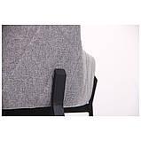 Крісло CHARLOTTE сіре, фото 8