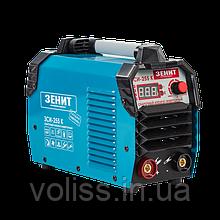 Сварочный аппарат (инвертор) ЗСИ-255К Зенит