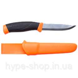 Ніж MORA Morakniv Companion F Stainless помаранчевий Orange