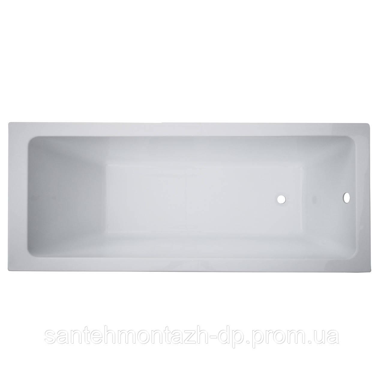 LIBRA ванна 150*70*45,8 см без ніжок, акрил 5мм