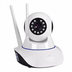 Камера CAMERA IP 6030B /100ss/PT2/1mp комнатная эту камеру можно подключить как по WiFi