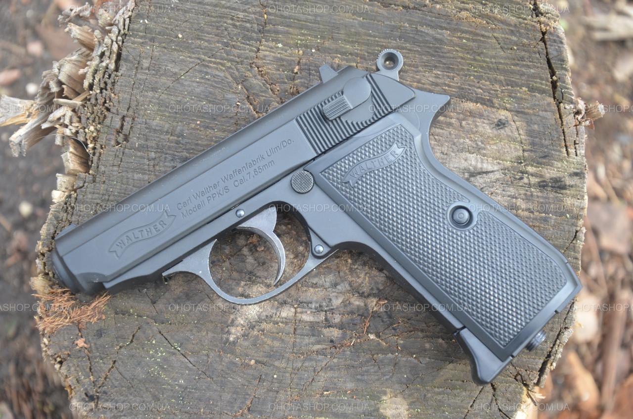 Пістолет пневматичний Umarex Walther Mod.PPK/S