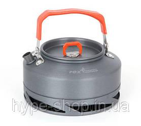 Чайник FOX рибальський Cookware Kettle - маленький 0.9 L Heat Transfer CCW005