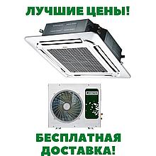 Кассетный кондиционер Leberg LBT-48IH2/LBU-48OHS2/LPB-02