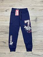 Трикотажные спортивные штаны для девочек. 146/152 рост .Grace Венгрия