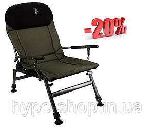 Крісло коропове модель 2020 Elektrostatyk FK5 посилене, max навантаження 150 кг
