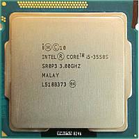 Процессор Intel Core i5-3550S E1 SR0P3 3.0GHz up 3.7GHz 6M Cache Socket 1155 Б/У
