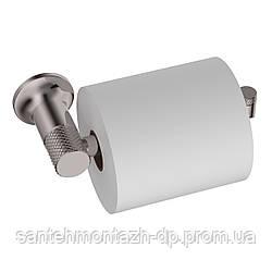 BRENTA держатель для туалетной бумаги, граф.хром