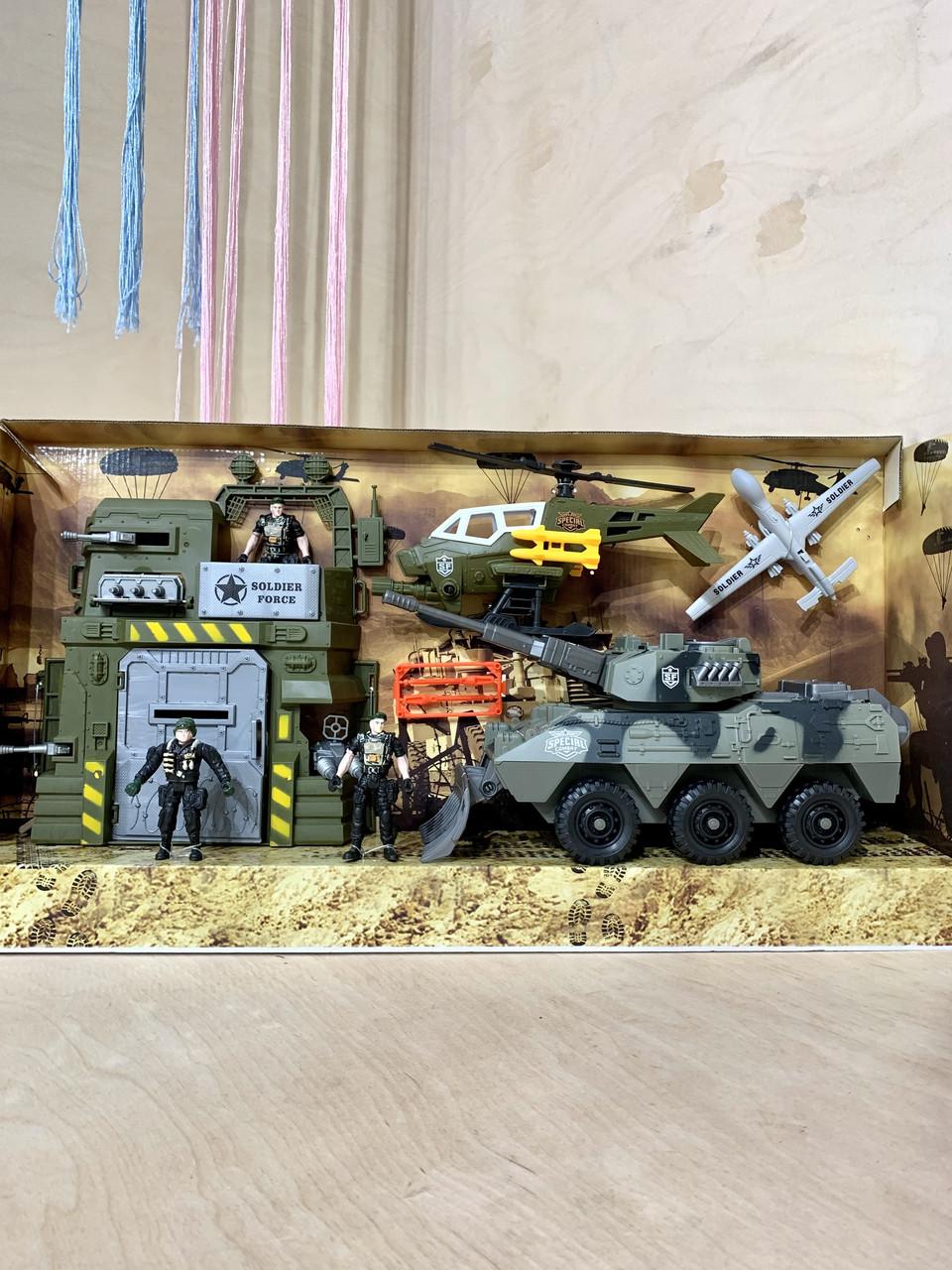Військовий набір D 3109-48