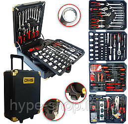 Професійний набір інструментів DMS® 420 предметів aus(749tlg) з візком