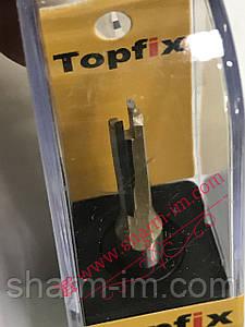 Фреза для врезки дверных петель D-6 мм, H-20 мм