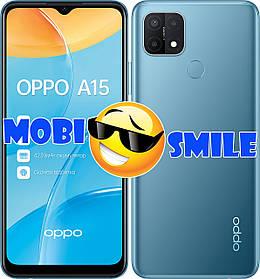 Смартфон Oppo A15 2/32Gb Blue Гарантия 12 месяцев