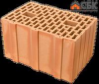 Блок керамический поризованный КЕРАМКОМФОРТ 38П+Г 10NF (СБК-Озера)