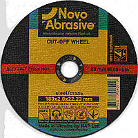 Отрезной круг NovoAbrasive 400 х 3,5 х 32  по металлу