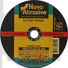Відрізний круг NovoAbrasive 400 х 3,5 х 32 по металу