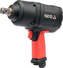 Пневматичний гайковерт ударний YATO YT-09571, фото 2