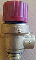 Предохранительный клапан 2 bar
