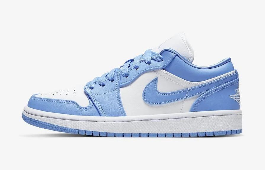 "Кросівки Nike Air Jordan Off-White Blue"" (Блакитні)"