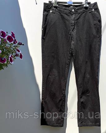 Жіночі прямі брюки Розмір 44 ( Л-157), фото 2
