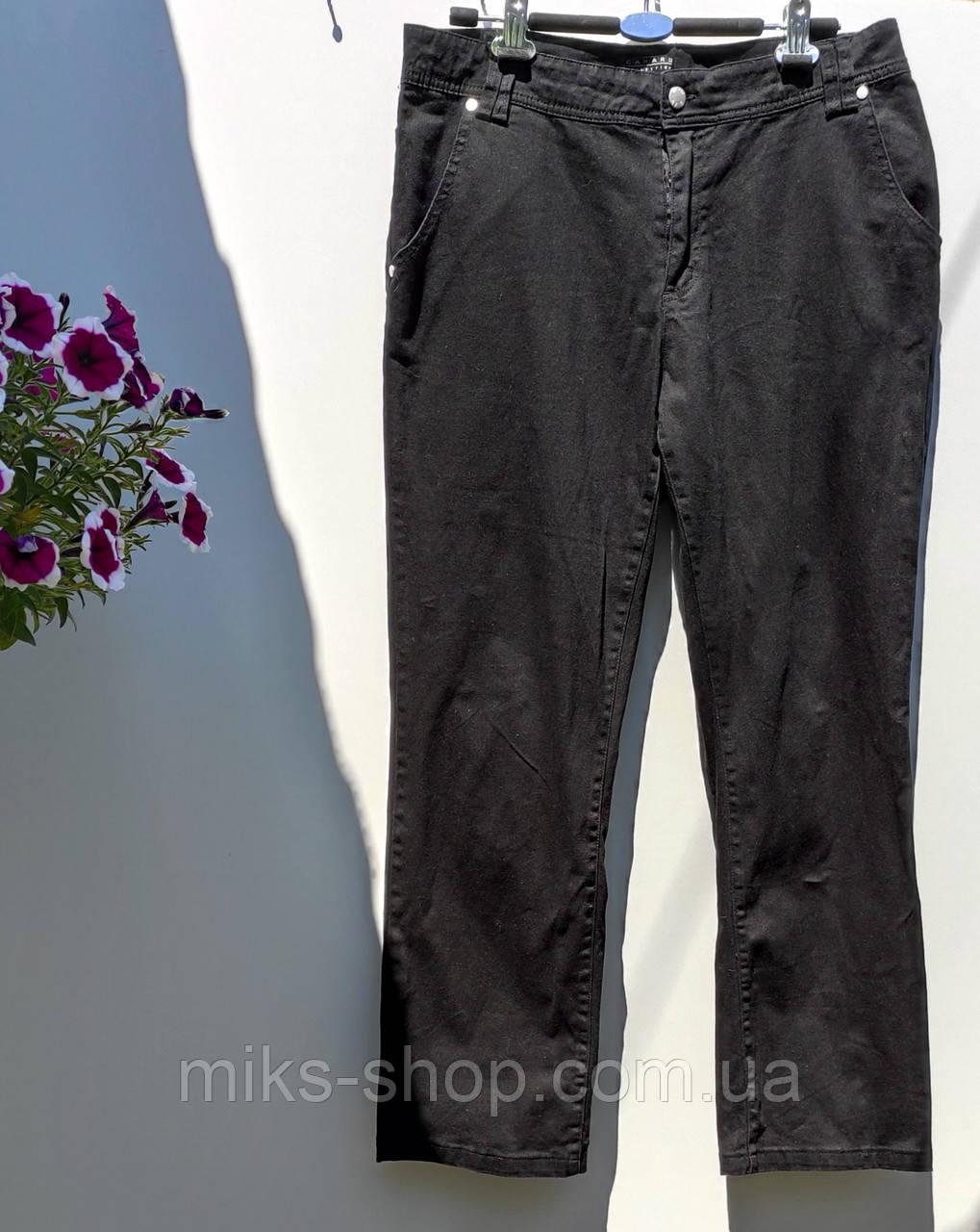 Жіночі прямі брюки Розмір 44 ( Л-157)