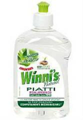 Органическое средство для мытья посуды Алое Winni`s 500 ml