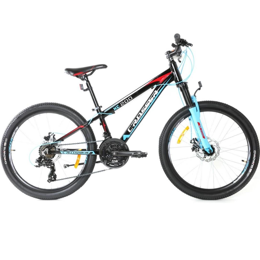 "Велосипед Crosser Boy XC-200 24"" х12"""