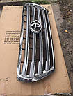 Решетка радиатора Toyota Land Cruiser 200 Крузер 200 от2012-, фото 2