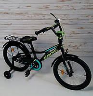 Велосипед двухколесный PROFI Prime 18 дюймов Y18224 Prime черный, фото 1