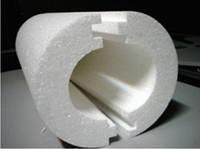 Цилиндр полистирольный  кашированный алюминиевой фольгой