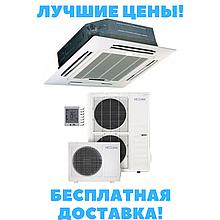 Касетний не інверторний кондиціонер Neoclima NTS 18AH1 / NU18AH1