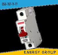 Автоматический выключатель однополюсный (1p) E.next 16А, 25А, 50А industrial