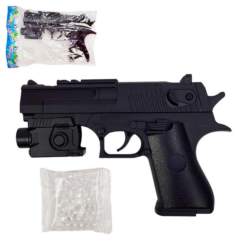 Пістолет іграшковий на пульках 08-1